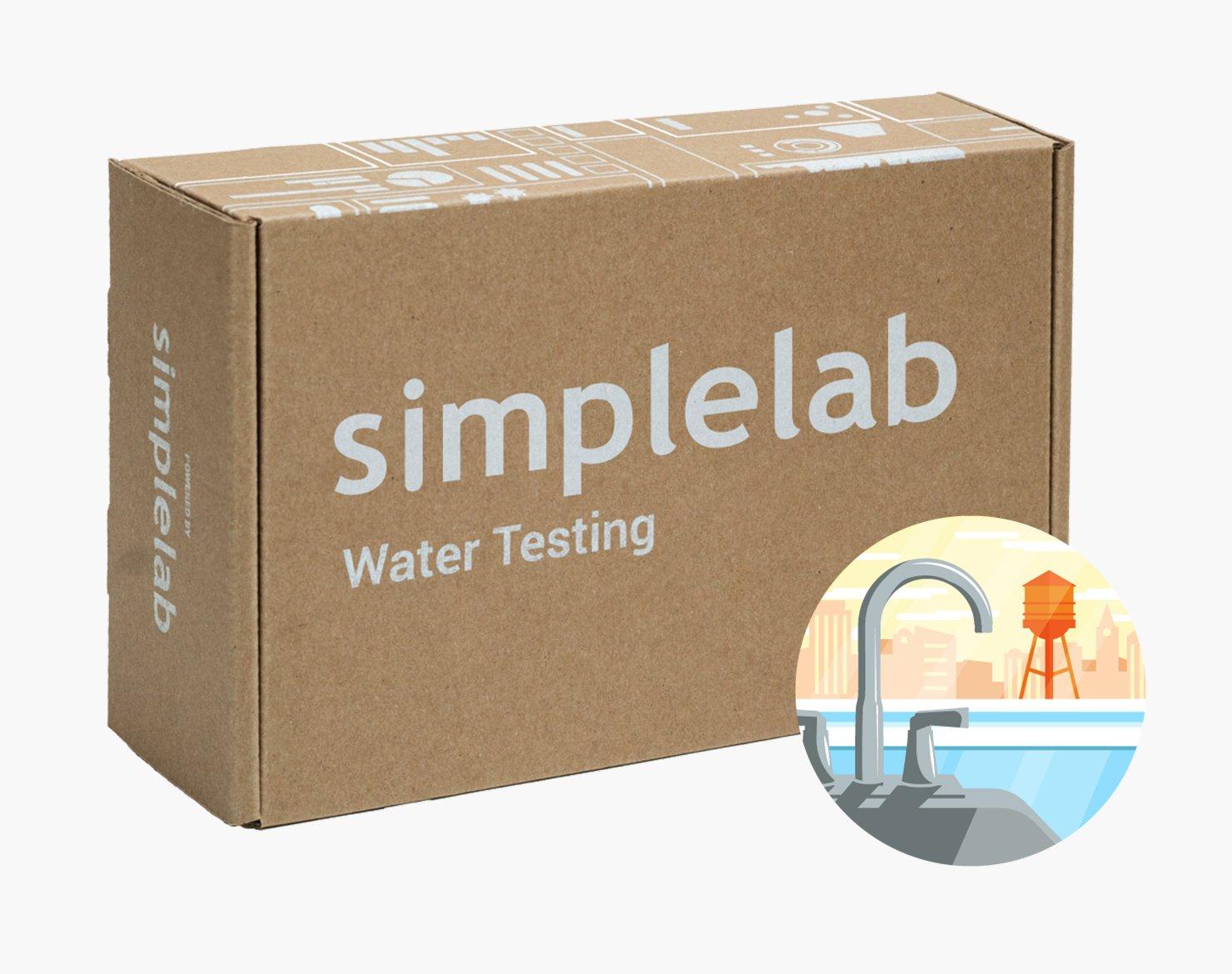 SimpleLab-Advanced-City-Water-Test
