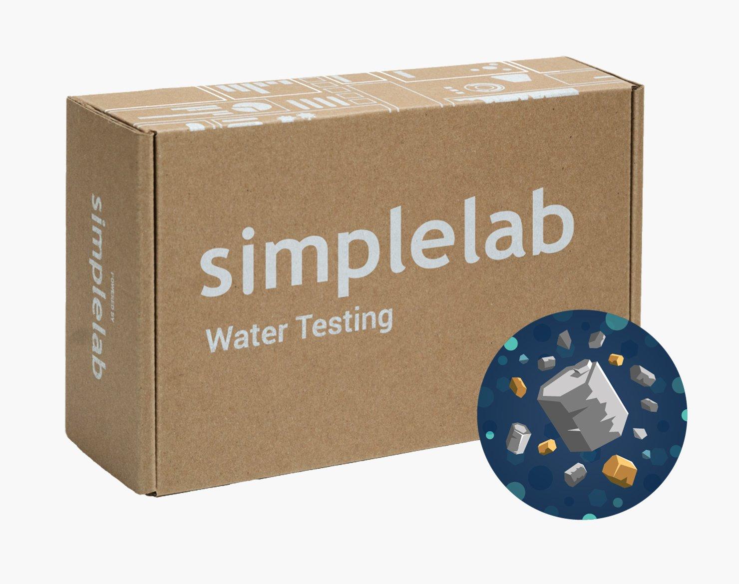 SimpleLab-Metals&Minerals-Water-Test